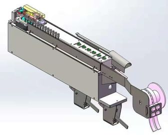Horizontal Type Tape And Vertical Feeder For Universal AI Machine