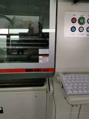 Hanwha SM481 PLUS 	SMT Pick And Place Machine , SMT Machine Flexible Placer