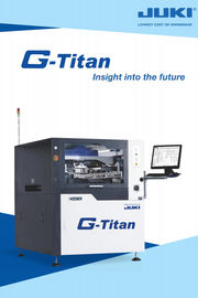 Pcb Stencil Printing Machine Gkg Gt  Printer  Same As Juki  G-Titan