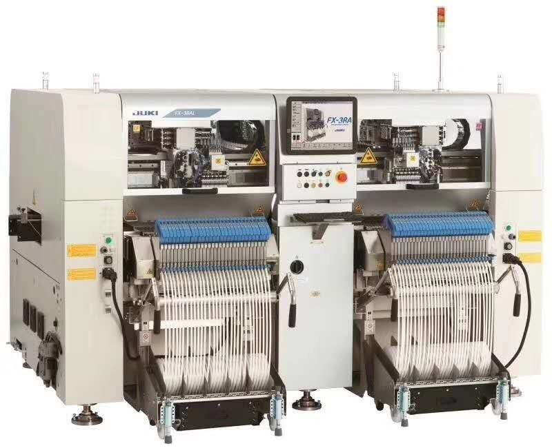 JUKI FX-3RAL Automatic Pick And Place Machine High Speed Chip Mounter