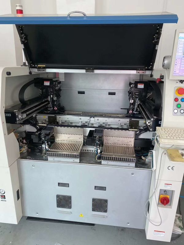 Samsung SMT Production Line Sm120s+Oven Long Pcb.Lens Pick And Place